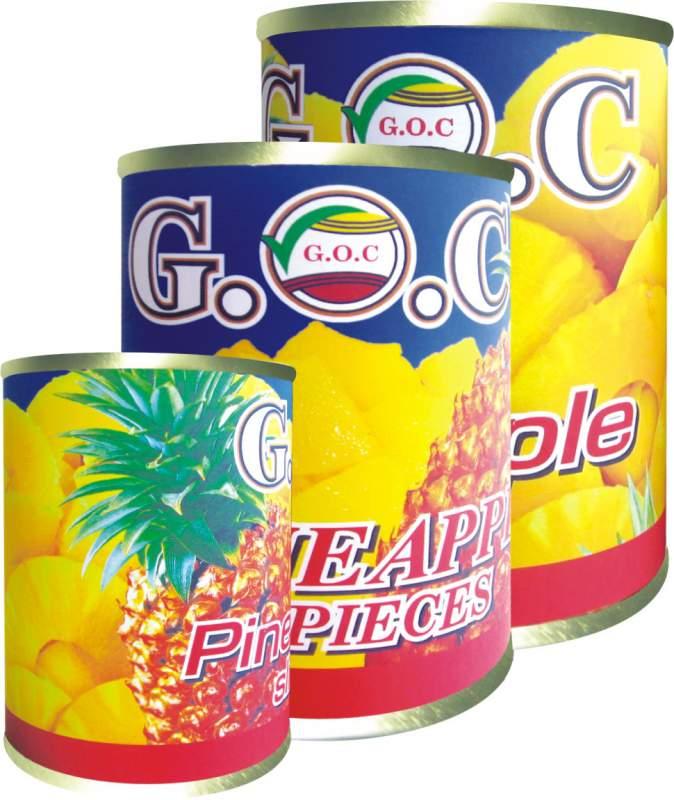 Mua Canned Pineapple