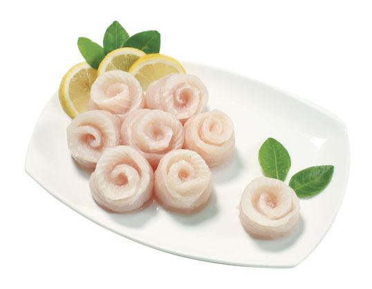 Mua Pangasius Fillet roll rose