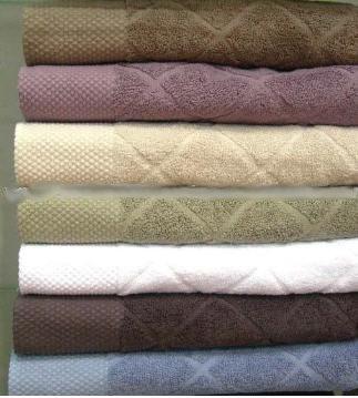 Mua Jacquard bath towel