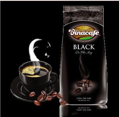 "Mua Ground coffee ""Black"""