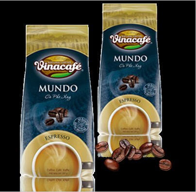 Mua Mundo Espresso Ground Coffee