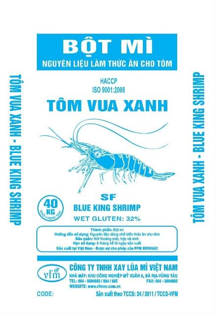 Mua Bột Tôm - Bột mì chuyên dụng tôm vua xanh