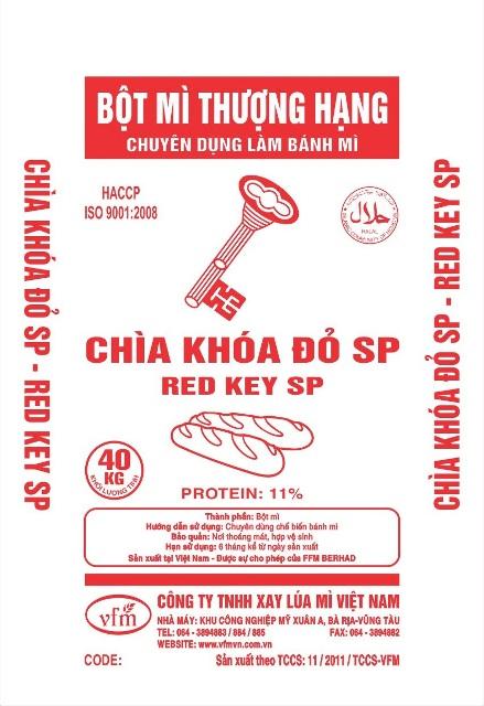 Mua Chìa khóa đỏ SP