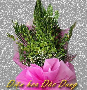 Mua Bó hoa Lan