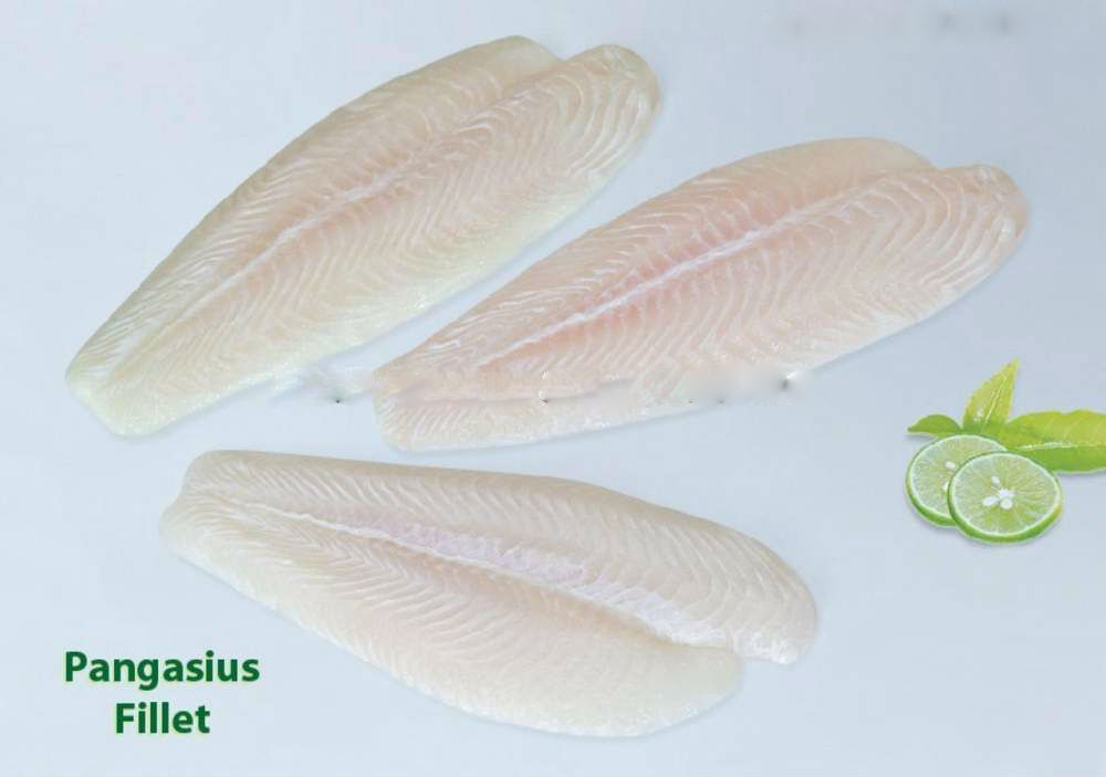 Mua Pangasius Fillets Well Trimmed