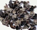 Mua Black Fungus (Wood Ear Mushroom)