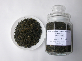 Mua Чай зеленый байховый нефасованный