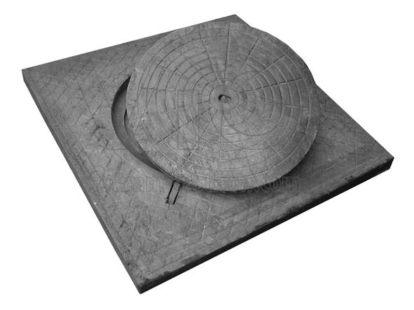 Mua Manhole cover 4