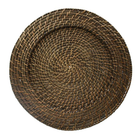 Mua Hot selling Round rattan charger plates