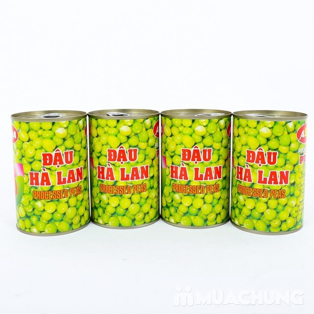 Mua ASIA Brand 450gr Canned green peas