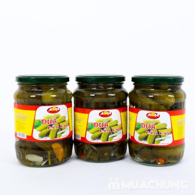 Mua Vietnam 720ml Pickled gherkin in glass jar