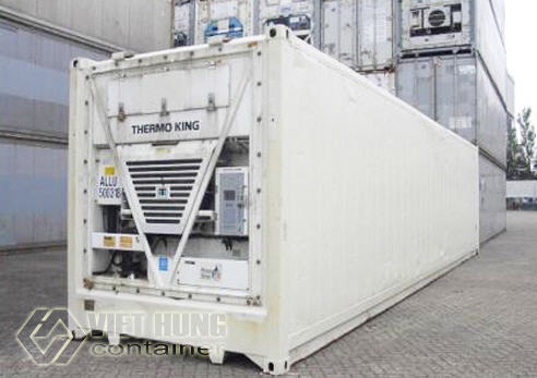 Mua Container lạnh 40 feet
