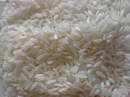 White long grain rice 25% broken