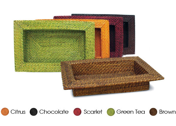 Mua Rattan Tray for Fruit
