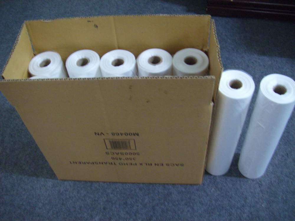 Mua 100% HDPE Bags On Roll for Supper Market
