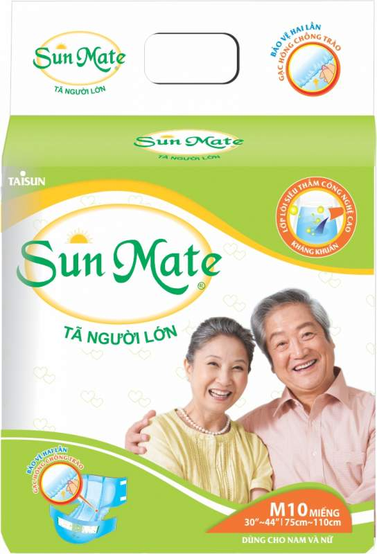 Sunmate Adult Diapers