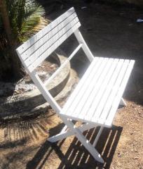 Ghế gỗ dài cho công viên