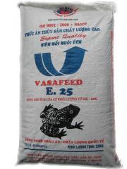 Thức ăn cho ếch, cá lóc (vasafeed)