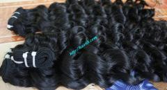 Wholesale vietnam hair extensions cuticle intact 100% human hair