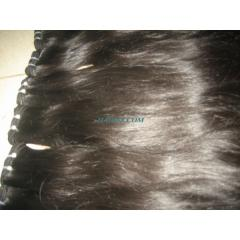 "Machine Weft Hair - 10""(25cm)-Natural"