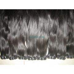 "Machine Weft Hair - 22""(55cm)-Natural"