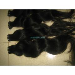 Single Wavy Machine Weft