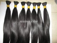 "DOUBLE DRAWN STRAIGHT HAIR/24""(60Cm)/BEST"
