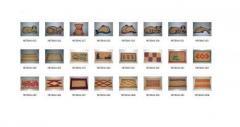 Handmade textile articles