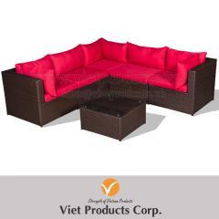 Wicker rattan furniture