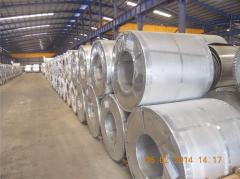 Hot-Dipped 55% AL-Zn alloy coated steel sheet in