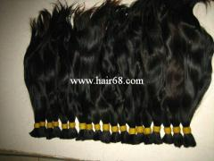 100% Human Hair In Vietnam with Hair Extension
