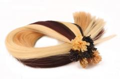I-tips human hair with high quality