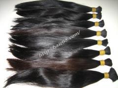"Thick Straight hair  26""(65Cm)-100%"