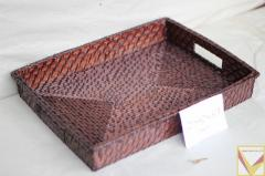 Rectangle Flare Tray Large 45x35cm