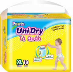 Unidry Pants - pull on pants