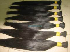 "Thick Straight hair  16""(40Cm)-High"
