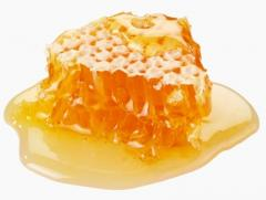 Natural and refined beeswax