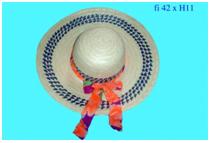 Lady palm hat HX5087