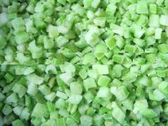 Frozen parsley - IQF
