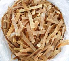 Dried sliced bamboo shoot
