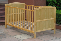 Baby Cribs modern deisgn/baby product made in wood