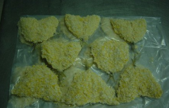 Breaded Yellow Stripe Trevally
