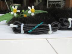 Fats payment virgin hair  from vietnam remy hair