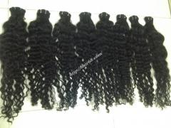Innovation 2014 natural hair hair extension