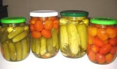 Best quality Pickled Gherkins