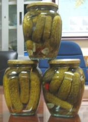 Pickled Gherkins from Orient VIetnam