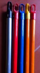 Cán chổi gỗ làm từ lõi bạch đàn bọc màng nhựa