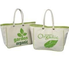 Non-toxic handled Cotton Tote bag
