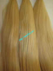 No tangle silk shinning wholesale human hair