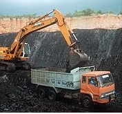 Anthracitic coal
